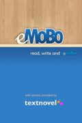 Emobo and textnovel logos